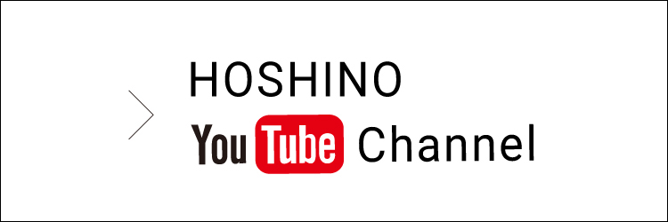 &HOSHINO channel youtube
